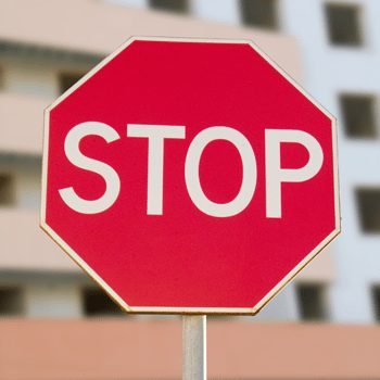Canadian Pharmacy- Stop Sign